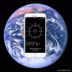 Get GPS Coordinates on iPhone