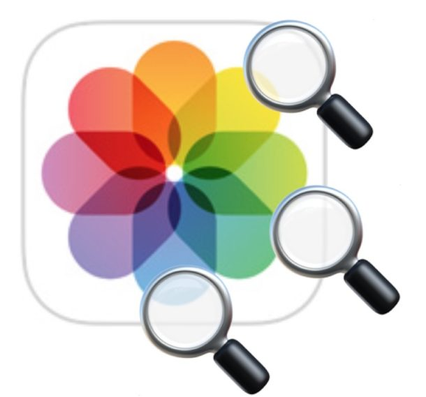 Search Photos in iOS