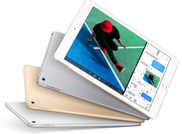 iPad 5th generation is the name of the new iPad that replaced iPad Air 2
