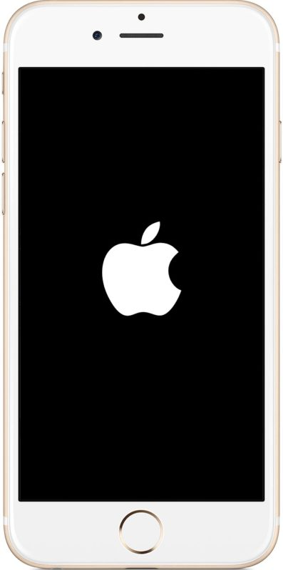 iphone white screen with apple logo iphone stuck on apple logo here are 4 ways to fix 19368