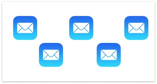 Setup and add a new email account to iPhone or iPad