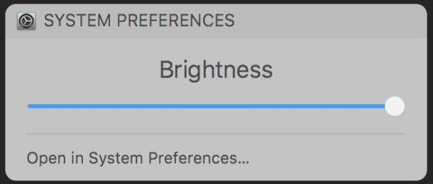 How to change screen brightness on Mac with Siri voice commands