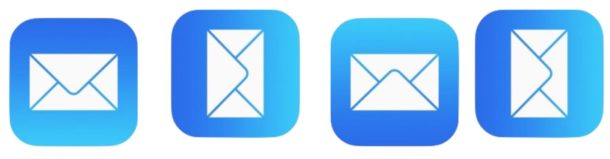 Use marked address email domains in iOS Mail app