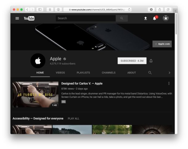 How to enable Dark Mode on YouTube it looks great