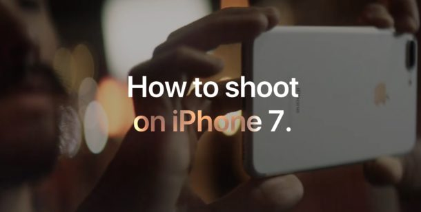 How to shoot with iPhone photography tips