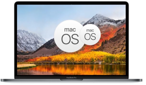 Dual boot MacOS High Sierra on a new partition