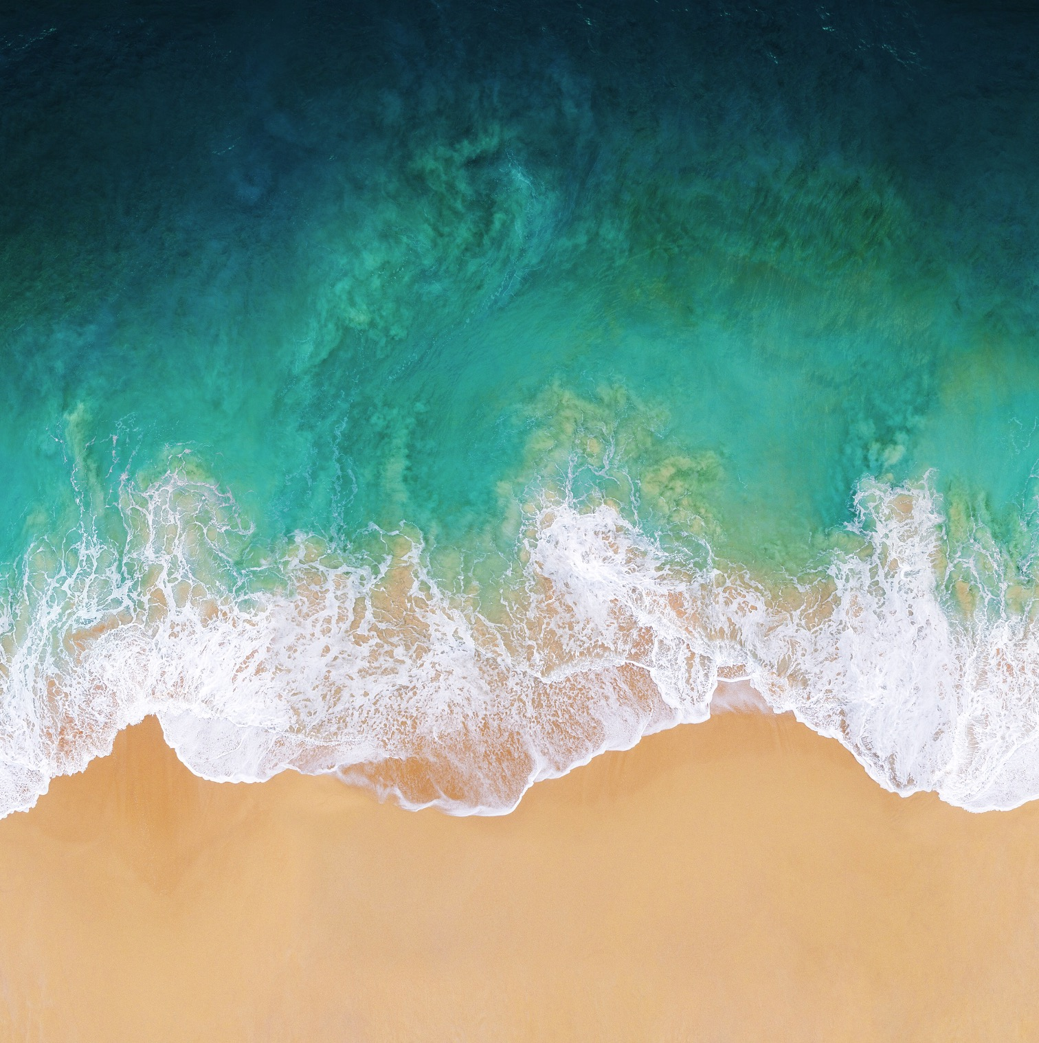 Grab the iOS 21 Default Wallpaper   OSXDaily