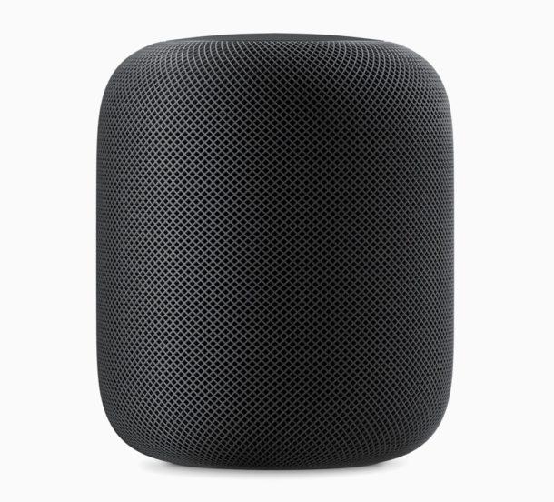 HomePod speaker