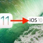 How to Downgrade iOS 11 beta back to iOS 10