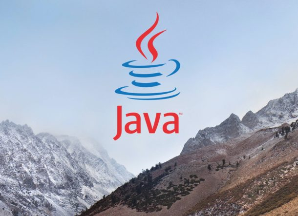 How to install Java on macOS