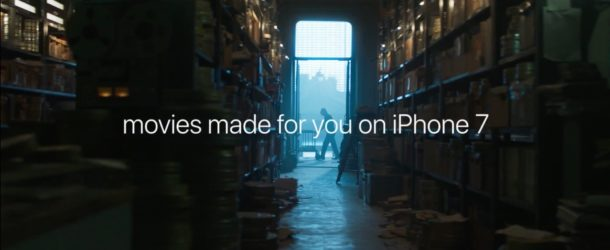 The Archives iPhone commercial shows off Memories feature