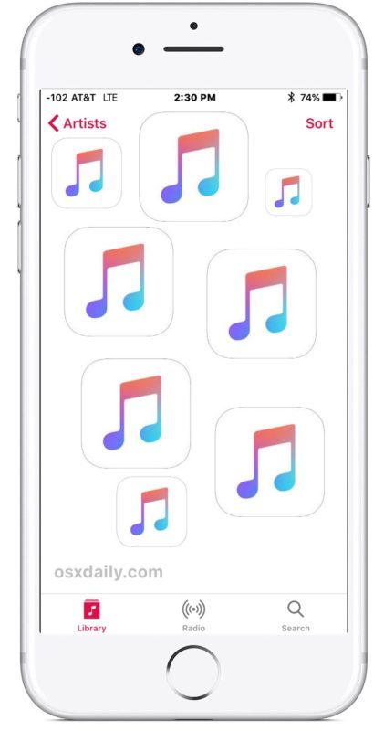 How to Delete Music from iOS