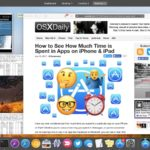 See a large preview in Mission Control on Mac