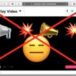Stop autoplaying video in Safari on Mac