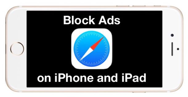 How to block ads on iPhone and iPad