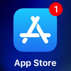 Update apps in the App Store