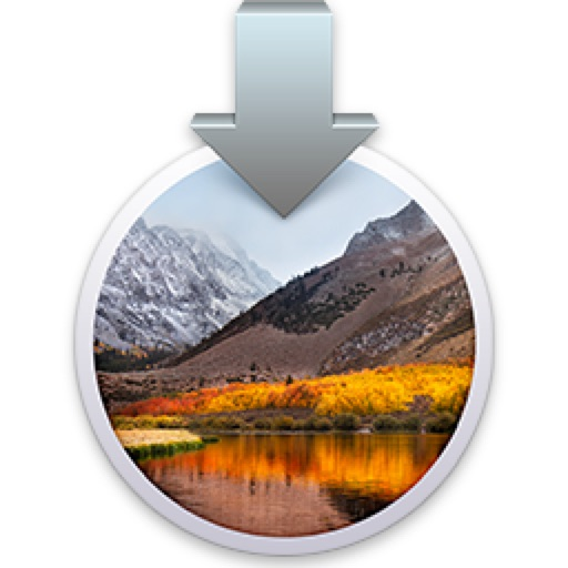 MacOS high sierra installer complete download