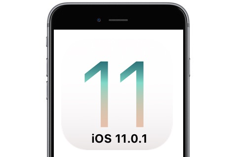 iOS 11.0.1 software update available to download now