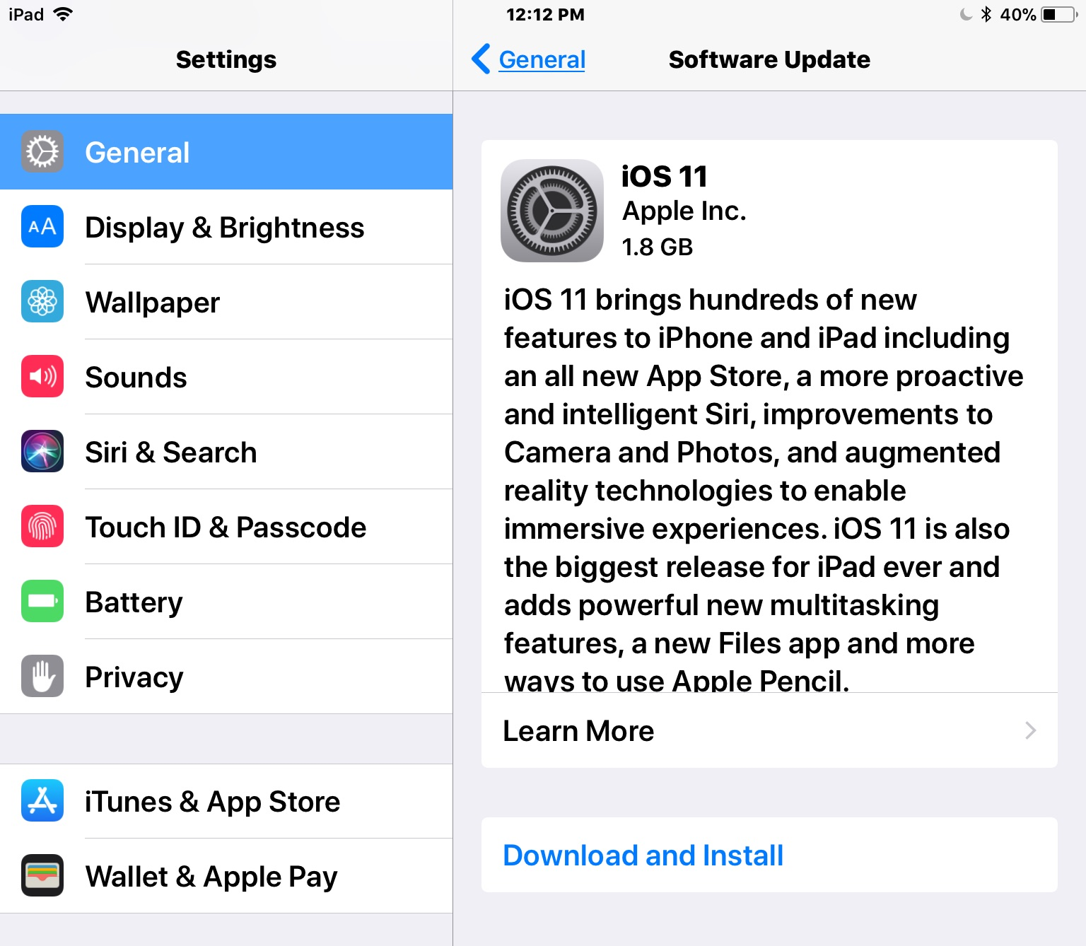 new iphone software update ios 11 gm available now for iphone and 15762