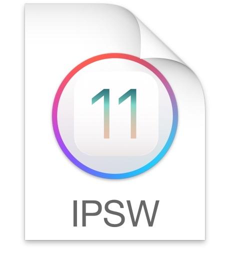 iOS 11 IPSW