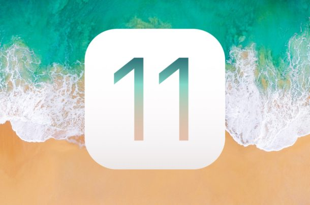 iOS 11 update download available now for iPhone and iPad