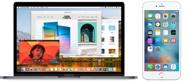 macOS 10.13.1 beta 1 and iOS 11.1 beta 1