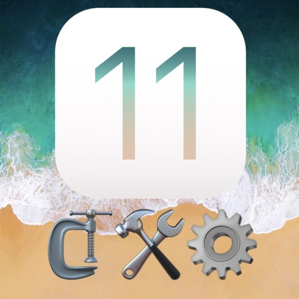 Troubleshooting iOS 11 problems