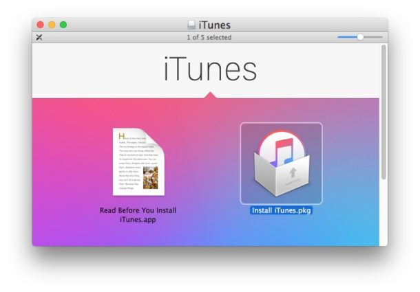 Install iTunes 12.6.3 with App Store