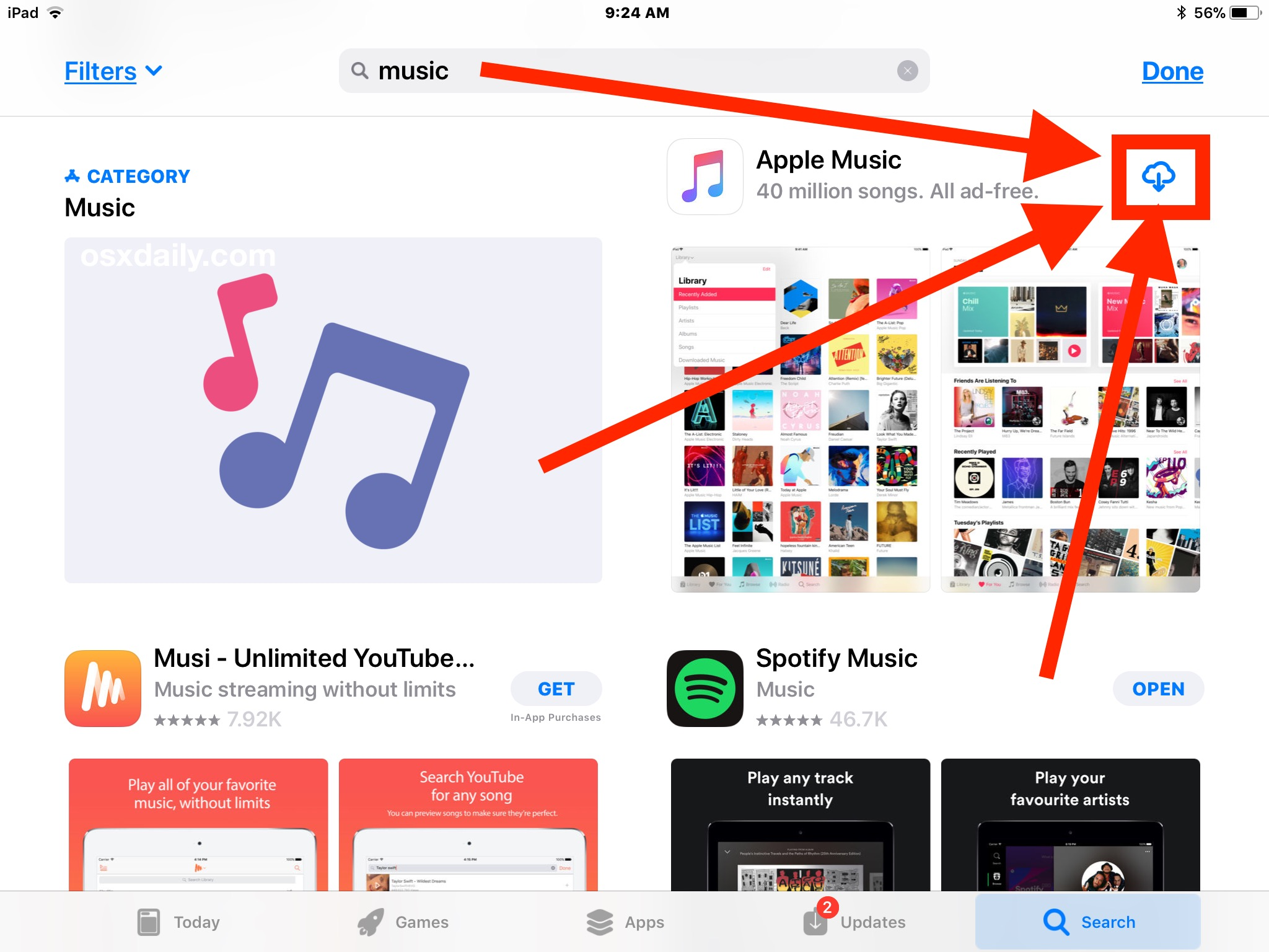 Reinstall the default apps by redownloading from App Store in iOS