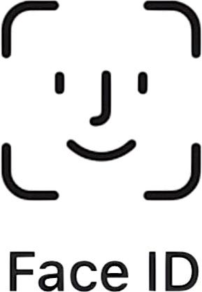 Face ID logo