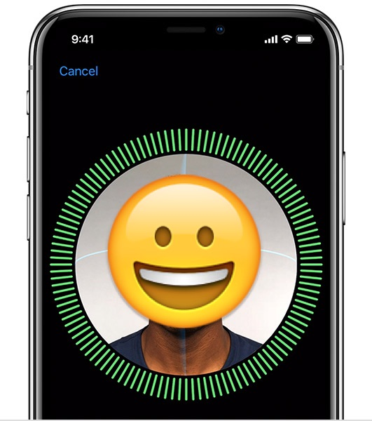 How to disable Face ID on iPhone X temporarily