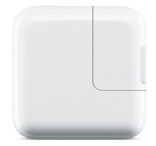 iPad charging 12 watt adapter