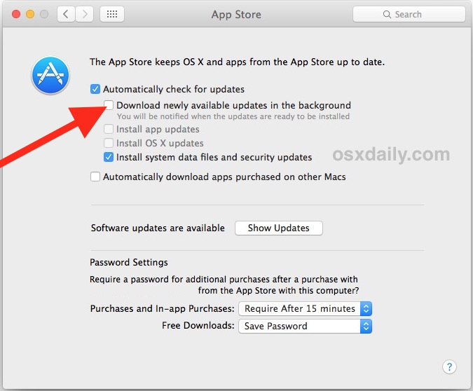 How to stop automatically downloading macOS High Sierra