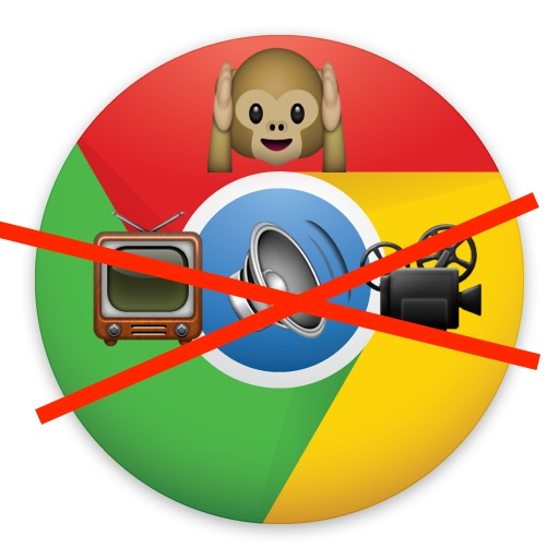 Stop Autoplay in Chrome
