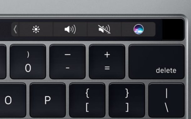 Erase Touch Bar Data on  Mac