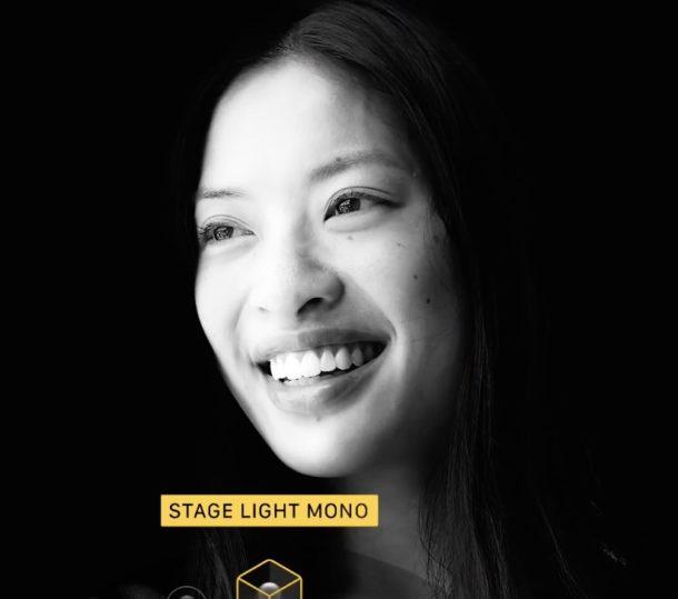 iPhone X portrait lighting commercial