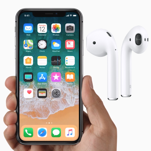 How to setup AirPods and connect them to iPhone or iPad