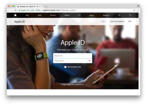 How to change an Apple ID email address