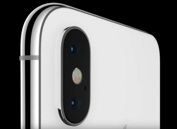 iPhone X camera commercial showing off Portrait Lighting mode