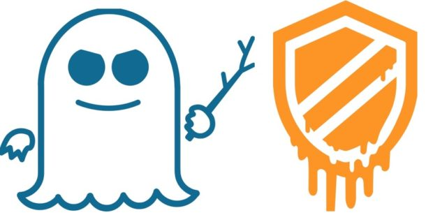 Meltdown and Spectre vulnerabilities have their own logos