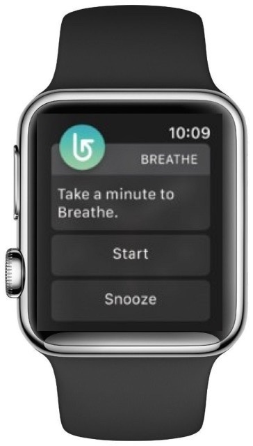 How to disable Apple Watch Breathe reminders