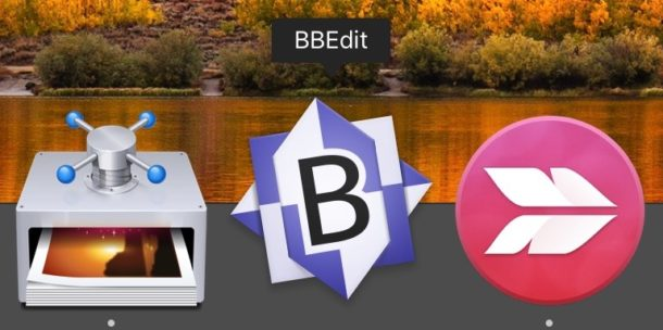 Compare text files with BBEdit for Mac