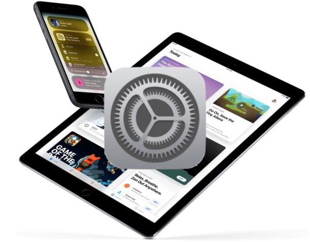 iOS 11.4 Software updates