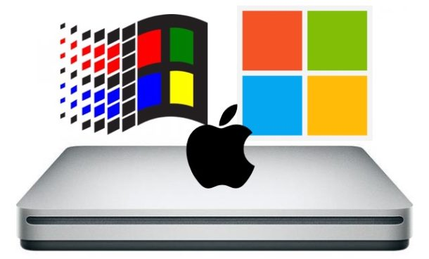 Using Apple SuperDrive on Windows