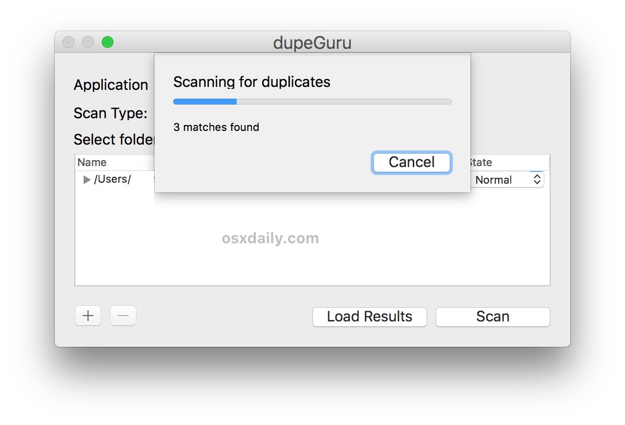 How to find duplicate files on Mac with DupeGuru