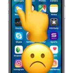 How to fix an unresponsive iPhone X screen