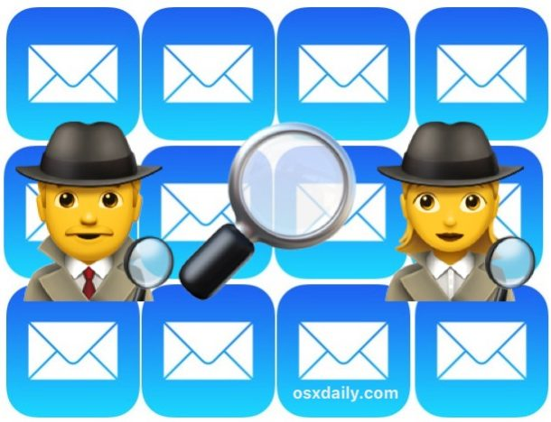 How to Search Mail on iPhone and iPad