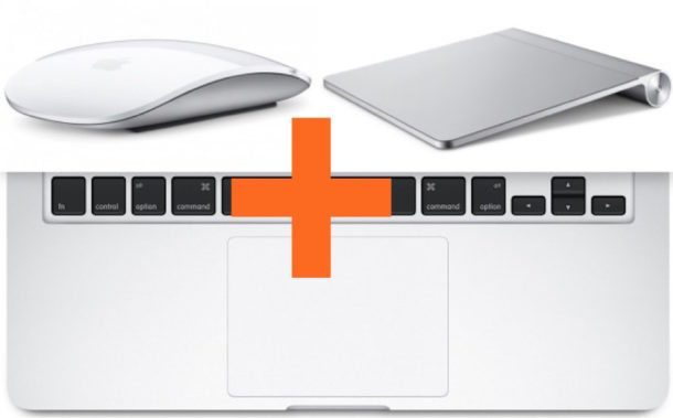 Fix for MacBook not able to use built-in trackpad with external mouse or trackpad