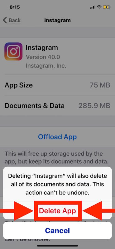 How to Clear Instagram Cache on iPhone