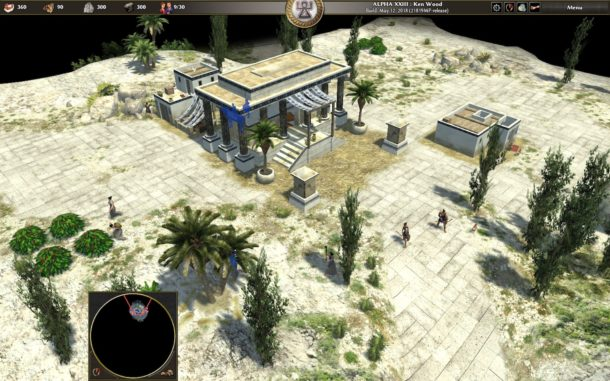 0 a.d. screenshots on Mac